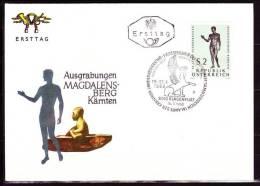 Österreich 1968 - FDC 1268. / Michel - FDC