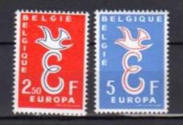 BELGIQUE     Neuf **     Y. Et T.   N°  1064 / 1065       Cote: 10,00 Euros - Belgique