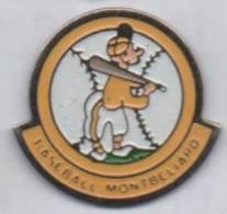 Baseball De Montbéliard - Honkbal