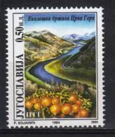Yugoslavia,Ecological State-Montenegro 1994.,MNH - 1992-2003 Federal Republic Of Yugoslavia