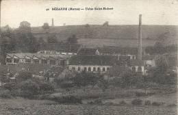 40 SEZANNE : Usine Saint Hubert - Courrier De 1920 - Sezanne