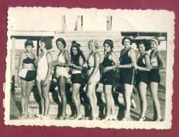 A11326 / Varna Warna - 1935 Photo COMPETITION FOR MOST BEAUTIFUL WOMAN IN BULGARIA Bulgaria Bulgarie Bulgarien Bulgarije - Bulgaria