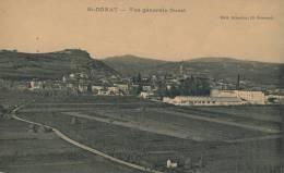 SAINT DONAT - Vue Générale Ouest - Francia