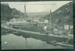 Besançon - Les Soieries   De Chardonnet La Citadelle   Ur101 - Besancon