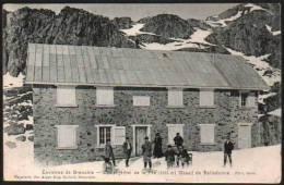 CPA - MASSIF DE BELLEDONNE LE CHALET HOTEL DE LA PRA - Environs De Grenoble - France