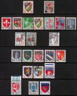 France 1959-1962 Definitive Lot Used - France