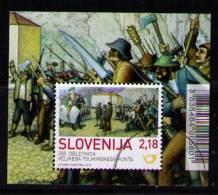 ESLOVENIA 2003 - 300 ANIVERSARIO DE LA REBELION DE TOLMIN - Slovénie