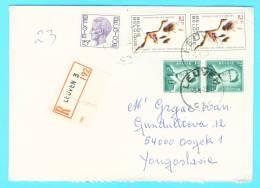 Old Letter - Belgie, Belgium - Belgien