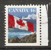 Canada  1998  Definitives: Flag   (o) - Carnets