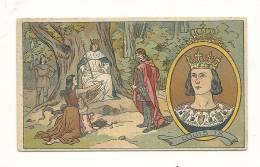 Chromos, Pastilles Salmon - Louis IX (1226-1270) - Chromos