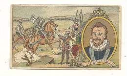 Chromos, Pastilles Salmon - Henri IV (1589-1610) - Chromos