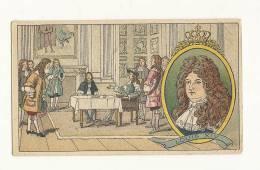 Chromos, Pastilles Salmon - Louis XIV (1643-1715) - Chromos