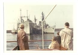 Photo, Bateaux de Guerre