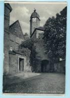 Greiz Eingang Oberes Schloß 30iger Jahre - Greiz