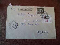 Enveloppe TIMBRE ROUMANIE ROMANA - Roumanie