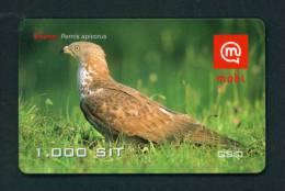 SLOVENIA - Remote Phonecard As Scan - Slowenien