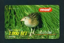 SLOVENIA - Remote Phonecard As Scan - Slovenia