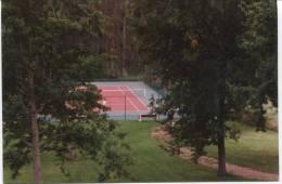 CPM - Montreuil-sur-Epte - Tennis - 95 Val D´Oise - Vexin - Other Municipalities