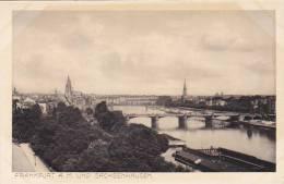 Germany Frankfurt und Sachsenhausen