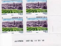 2012  N° 4645  -NEUF -   EPERNAY  ( MARNE ) - 2010-....
