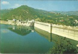 # 096 -  BADI (BOLOGNA) - STAZIONE CLIMATICA ESTIVA - PANORAMA E DIGA - VIAGGIATA 1978 - Italia