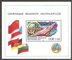 DDR 1980 - Michel 2502 - Block 58 ** - Blocks & Kleinbögen