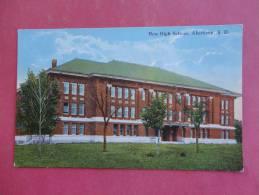 South Dakota > Aberdeen--New High School  Ca 1910    Ref 882 - Aberdeen