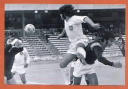 MALTA - VALLETTA F.C.CHAMPIONS 1970s -  POSTCARD SIZE PHOTO - Reproductions