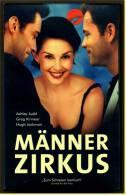 VHS Video  ,  Männer-Zirkus  - Beziehungskomödie  -  Mit Ashley Judd , Greg Kinnear , Hugh Jackman   -  Von 2001 - Romantique