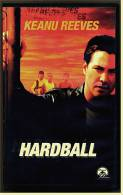VHS Video  ,  Hardball  - Baseball  -  Drama  -  Von 2000 - Sports