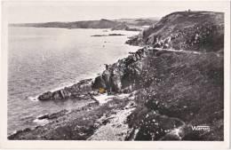 22. Pf. VAL-ANDRE. Vue Prise De La Lingouare Sur La Plage Des Vallées Et La Baie D'Erquy. 9367 - Autres Communes