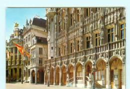 BRUXELLES  Hôtel De Ville - Monuments, édifices