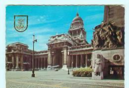 BRUXELLES  Palais De Justice - Monuments, édifices