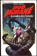Bob Morane - La Vallée Des Crotales  - Henri Vernes - Pocket-Marabout  N° 101 / 109 - Marabout Junior