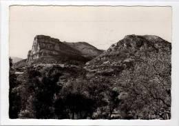 St Jeannet, La Gaude, Alpes Mmes 06, Les Baous - Marcophilie Mécanique Nice - Thomas, Miroflay, Seine Et Oise - Autres Communes