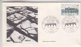 FDC - Sérigraphie De Bartok - Fêtes Du Pont Neuf 1978 - Voir Détails Scannés - 1970-1979