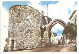 CERVIERES   Vieille Porte - Autres Communes