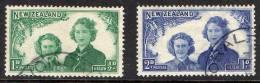 New Zealand 1944 Health - Princesses Used - - 1907-1947 Dominion