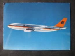Karte Hapag-Lloyd Airbus A - 300 B4 - 1946-....: Moderne