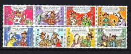 ANTILLEN 2007  STRIPFIGUREN - Curaçao, Nederlandse Antillen, Aruba