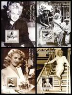 S. TOME & PRINCIPE 2004 - Marilyn Monroe - Palop B632-5