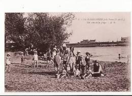 Carte 1920 SAINTE RADEGONDE / UN COIN DE LA PLAGE - Sonstige Gemeinden