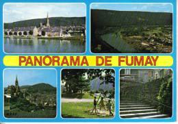 Panorama De Fumay : 5 Vues - Fumay