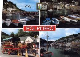 (234) UK - Polperro - England