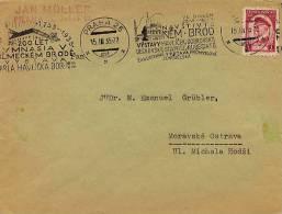 CECOSLOVACCHIA  - PRAHA 15.III.35 - Czechoslovakia