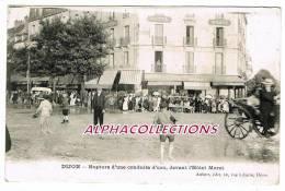 21 - DIJON : HOTEL MOROT. RUPTURE D'UNE CONDUITE D'EAU. - Dijon