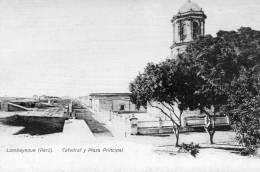 Lambayeque Peru 1905 Postcard - Pérou