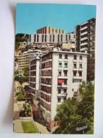 Cpsm, Carte Photo, Très Belle Vue, El Djezair, Alger, Rue Bourdeau, En Haut Le Cité Des Fonctionnaires - Algeri