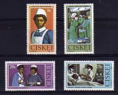 Ciskei - 1982 - Nursing - MNH - Ciskei