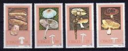 Ciskei - 1987 - Edible Mushrooms - MNH - Ciskei